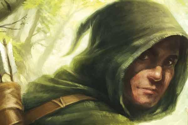 Die Abenteuer des Robin Hood - Ausschnitt - Foto von Kosmos
