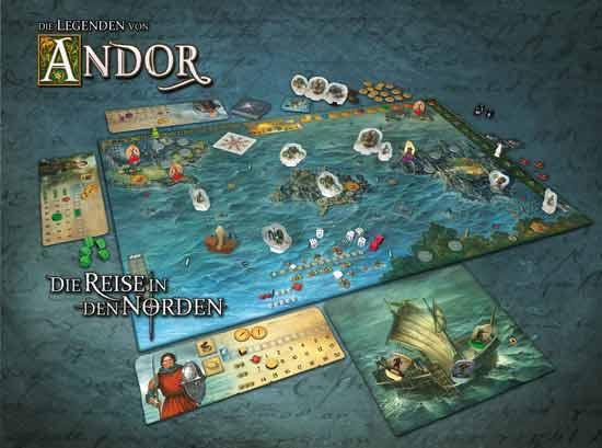 Die Legenden von Andor II - Die Reise in den Norden - Foto von Kosmos