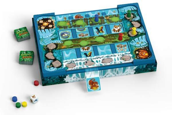 Kinderspiel Dschungelbande - Foto von Kosmos