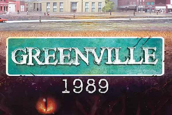 Greenville 1989 - Ausschnitt - Foto von Kosmos