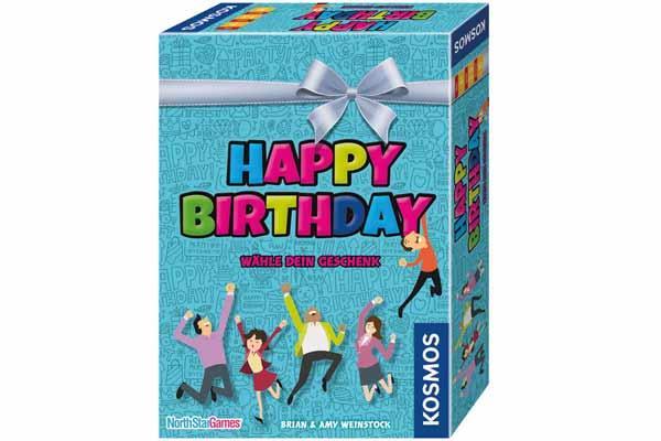 Happy Birthday - Gesellschaftsspiel - Foto von Kosmos