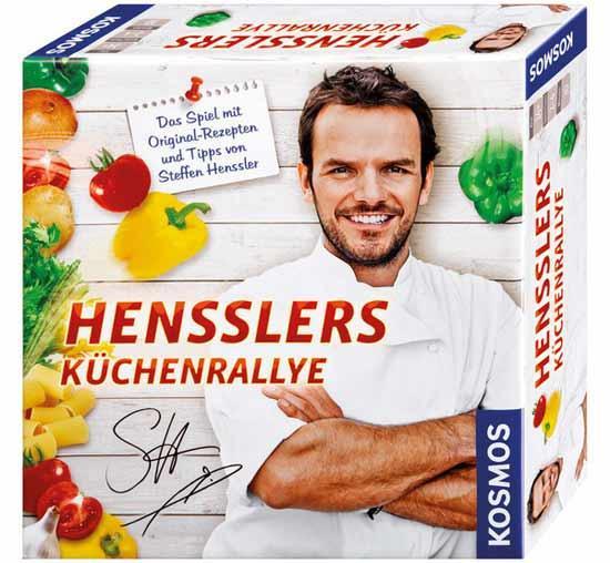 Hensslers Küchenrallye - Foto von Kosmos