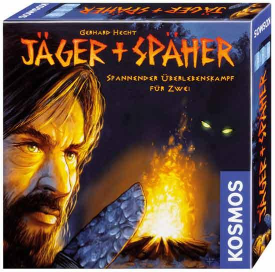 Gesellschaftsspiel Jäger + Späher - Foto Kosmos