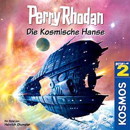 Perry Rhodan: Die kosmische Hanse - Vorabfoto Spieleschachtel