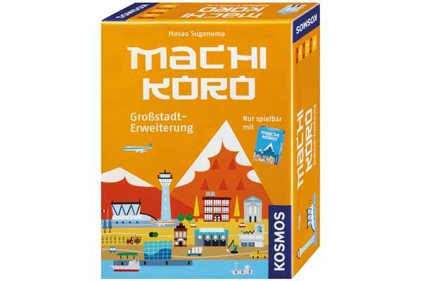 Machi Koro - Großstadterweiterung - Foto von Kosmos