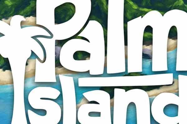 Palm Island - Ausschnitt - Foto von Kosmos
