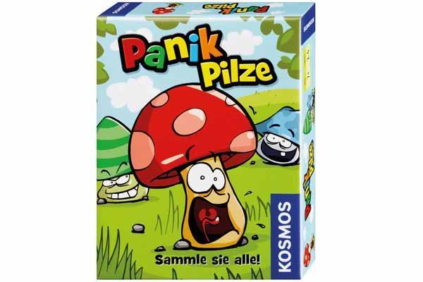 Kartenspiel Panik Pilze - Foto von Kosmos