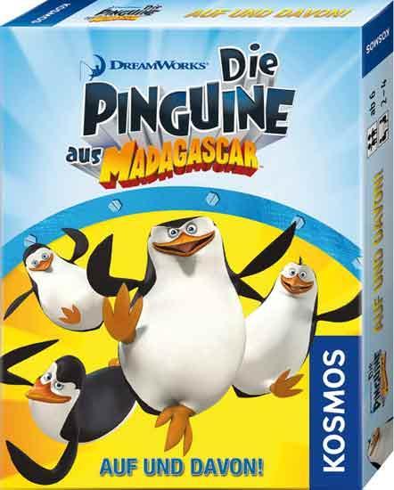 pinguine aus madagascar spiele