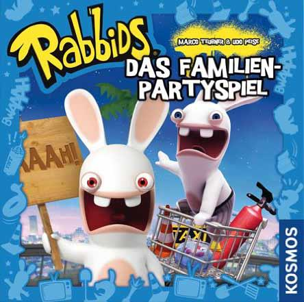 Rabbids - Das Familien-Partyspiel - Foto von Kosmos