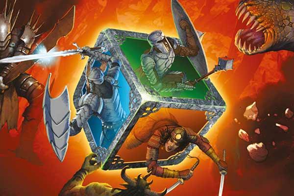 Fantasy-Würfelspiel Roll For Adventure - Ausschnitt - Foto von Kosmos