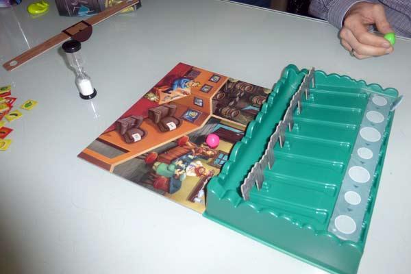 Spielmaterial von Schmuggler - Foto von Jörn Frenzel