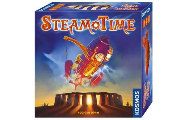 Brettspiel Steam Time - Foto von Kosmos