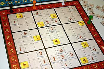 Sudoku - das Brettspiel - Foto Reich der Spiele