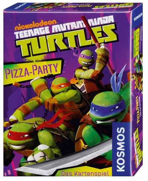 Teenage Mutant Ninja Turtles Pizza-Party - Foto von Kosmos