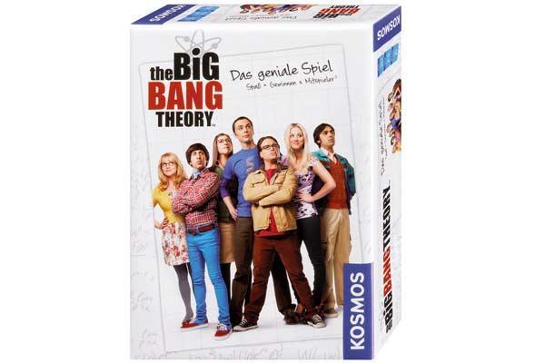 The Big Bang Theory - Das geniale Spiel - Foto von Kosmos