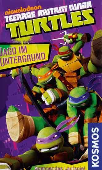 Teenage Mutant Ninja Turtles: Jagd im Untergrund - Foto von Kosmos