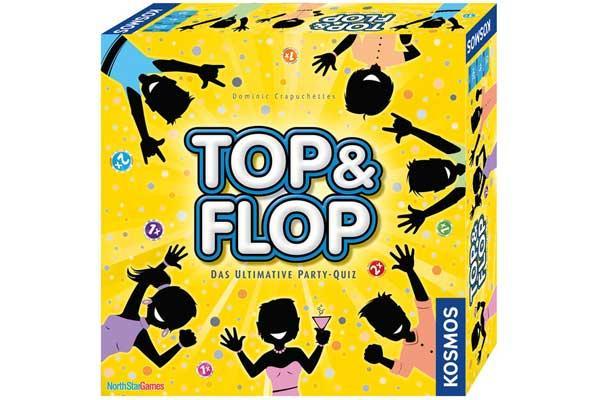 Top & Flop - Foto von Kosmos