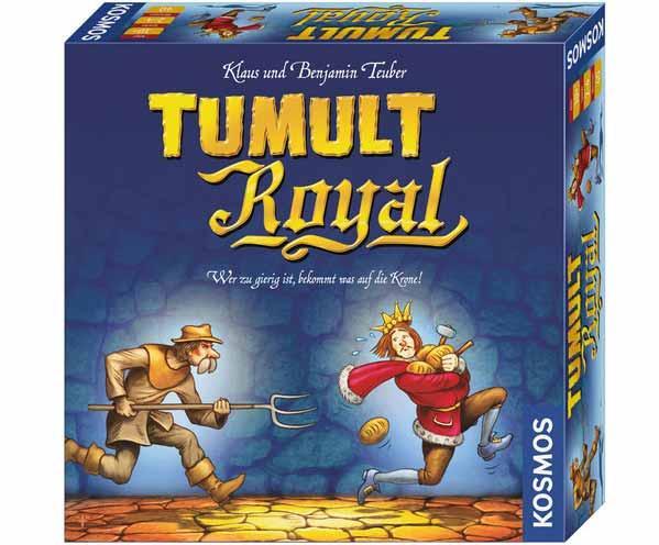 Brettspiel Tumult Royal - Foto von Kosmos