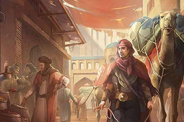 Amul - Ausschnitt - Foto von Lautapelit/Pegasus Spiele