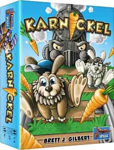Spiel Karnickel - Foto von Lookout Spiele