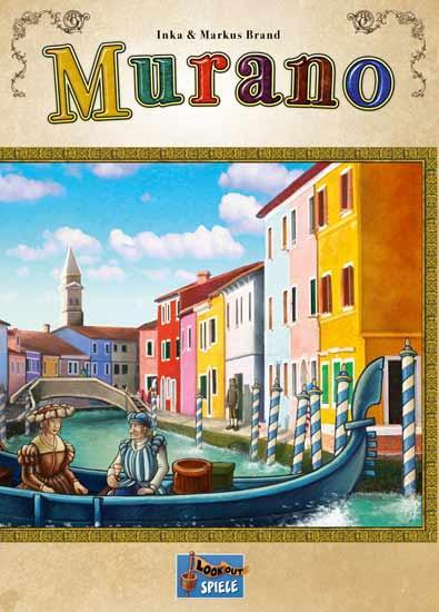 Brettspiel Murano - Foto von Lookout Spiele