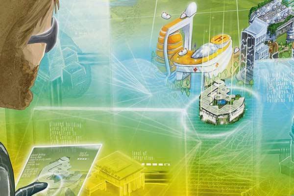 Neom - Ausschnitt - Foto von Lookout Spiele