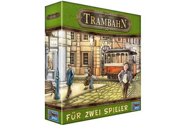 Kartenspiel Trambahn - Foto von Lookout Spiele