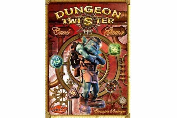 Dungeon Twister Card Game - Foto von Ludically/Asmodee