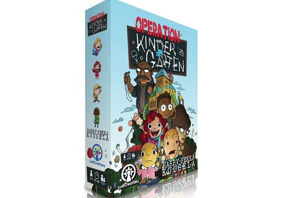 Operation Kindergarten - Foto von LudiCreations