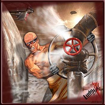 Steam: Vorabgrafiken - Coverausschnitt - Foto Ludo Art