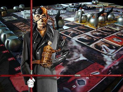 Planet Steam: Vorabgrafiken - Coverausschnitt - Foto Ludo Art