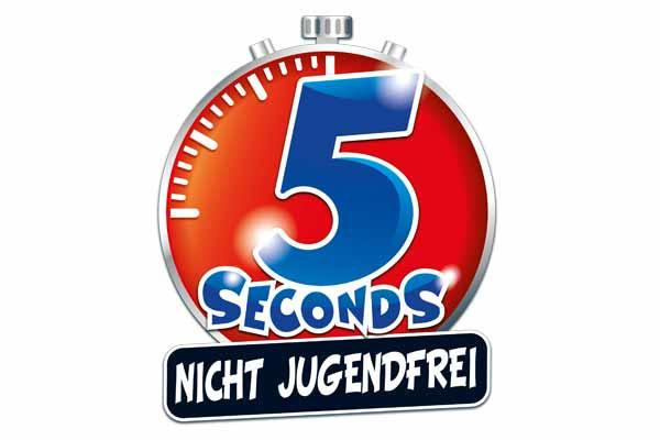 5 Seconds - ab 18 - Logo - Foto von Megableu/Huch