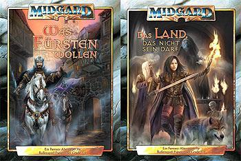 Midgard: Das Land das nicht sein darf/Was Fürsten wollen - Foto von Midgard Press