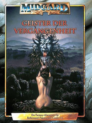 Midgard: Geister der Vergangenheit - Foto von Midgard Press