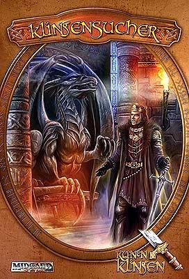 Midgard: Runenklingen - Klingensucher - Foto von Midgard Press
