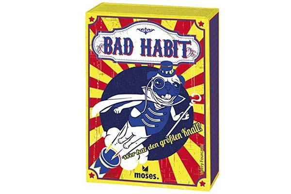 Gesellschaftsspiel Bad Habit  Foto von moses. Verlag