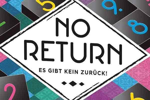 No Return - Ausschnitt - Foto von Moses Verlag