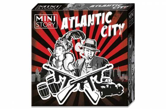 Spiel Atlantic City - Foto von Noris Spiele