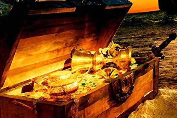 Legend Of Redbeard's Gold - Ausschnitt - Foto von Noris Spiele