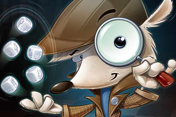 Inspektor Nase - Ausschnitt - Foto von NSV