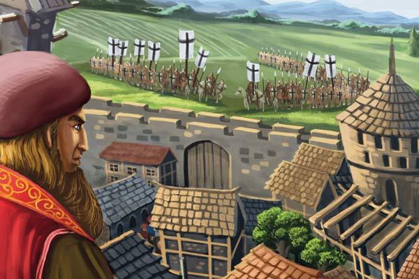 Vilnius - Ausschnitt - Foto von Ostia Spiele