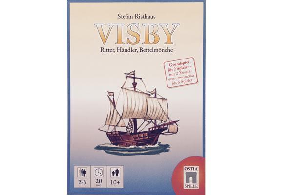 Cover von Visby - Foto: Ostia Spiele