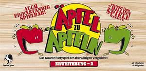 Äpfel zu Äpfeln - Erweiterung 2 - Foto von Pegasus Spiele