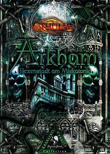 Arkham - Foto von Pegasus Spiele