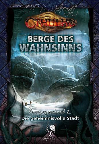 Berge des Wahnsinns - Band 2 - Foto von Pegasus Spiele