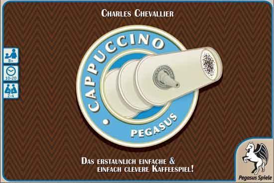 Familienspiel Cappuccino - Foto von Pegasus Spiele