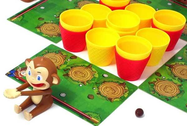 Spielszene Crazy Coconuts - Foto von Pegasus Spiele