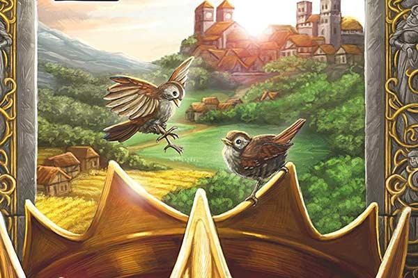 Crown of Emara - Coverausschnitt - Foto von Pegaus Spiele