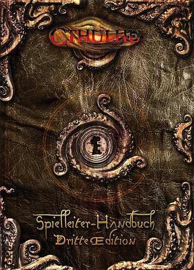 Cthulhu: Spielleiter-Handbuch (dritte Edition) - Foto von Pegasus Spiele