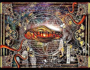 Cthulhu Spielleiterschirm - Foto von Pegasus Spiele